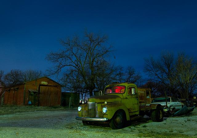 1949 Harvester Pickup Truck
