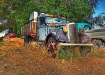 1936 Chevy Farm Truck