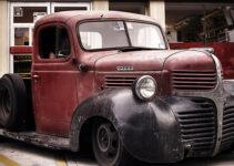 1950s Rat Rod Dodge Pickup Truck