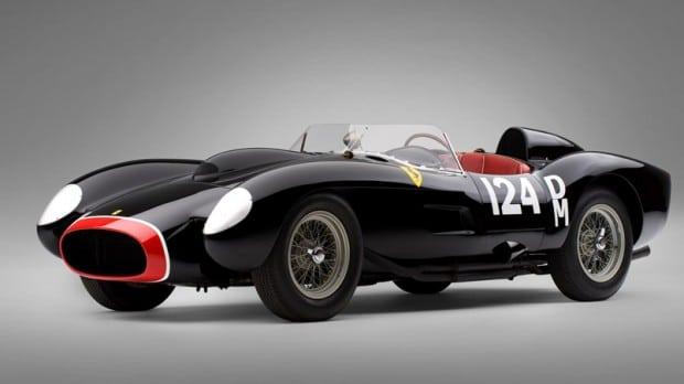1957 Ferrari 250 Testa Rossa sports car