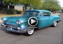 1958 Cadillac Eldorado Seville – Video in HD
