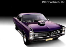 1967 Pontiac Muscle Car