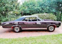 1967 Pontiac GTO Muscle Car