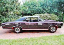 1967 Pontiac GTO Muscle Car