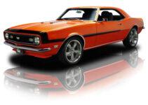 Orange Krush – Chevy Camaro SS