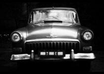 Beautiful Black Classic Car