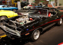 Dodge Challenger Hot Rod