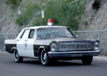 1965 Ford Galaxy Squad Car