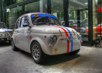 1967 Fiat Cinquecento