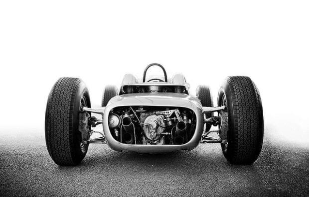 Porsche 804 Formula One Racing Car Amazing Classic Cars