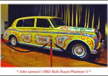 John Lennon's 1965 Roll's Royce Phantom V