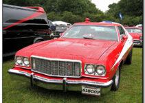 1974 Ford Gran Torino – Starsky & Hutch