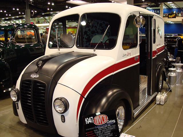 1947 Divco Milk Truck