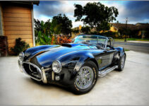 Circa 1960's Shelby Cobra