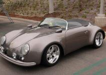 1957 Porsche Speedster Frenzy