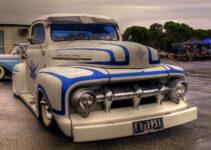 1951 Ford F1 Pickup Truck