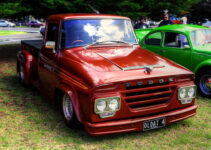 1966 Dodge AT4 Pickup Truck
