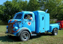 1941 Ford Cab Over Engine Sleeper Pickup Truck