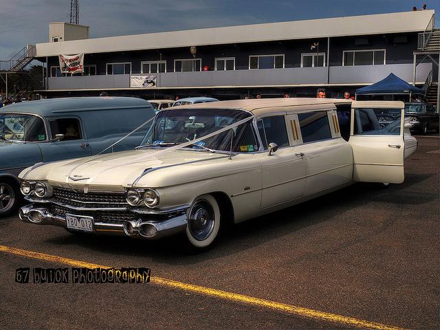 1959 Cadillac Limousine Classic Car