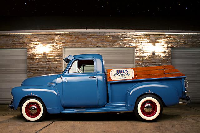 Classic Chevrolet Pickup truck