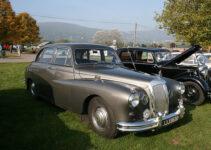 1966 Daimler Majestic