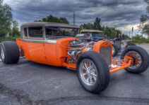 Cruise Night Custom | Old Car
