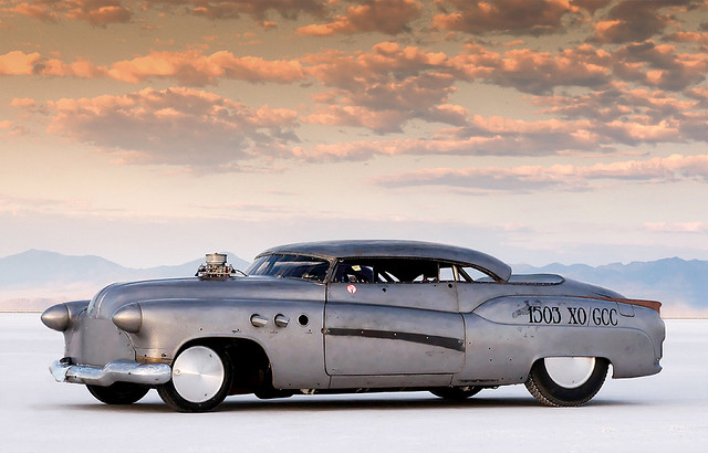 1952 Buick Super custom classic car