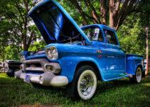 Classic GMC Pickup Truck