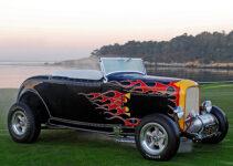 Tom McMullen 32 Roadster
