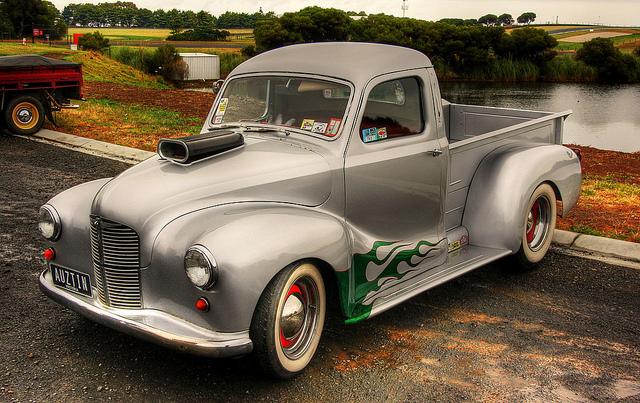 1950 Austin Pickup Truck