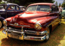 1950 Mercury Monterey Coupe