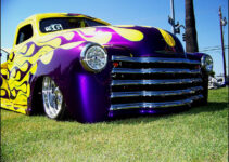 Custom 1948 Chevy