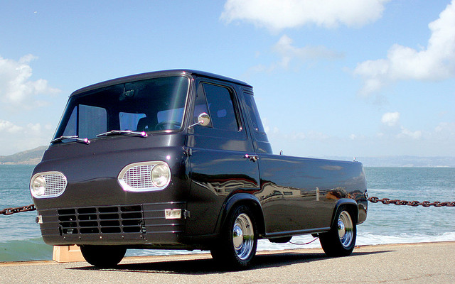 1961 Ford Econoline Pickup Truck