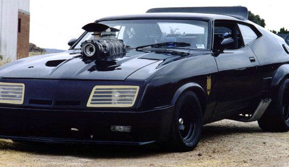 1974 Ford Falcon XB Interceptor Mad Max