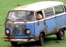 1968 Volkswagen T2A
