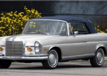 1965 Mercedes Benz 220 SE Convertible