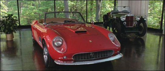 1961 Ferrari GT Convertible