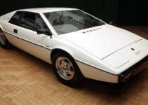 1976 Lotus Esprit Series I