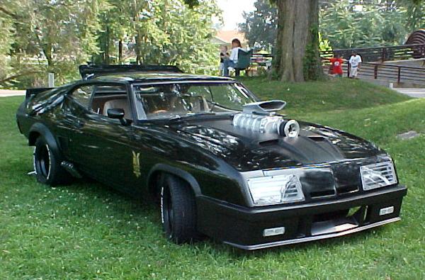 1973 XB GT Ford Falcon Mad Max