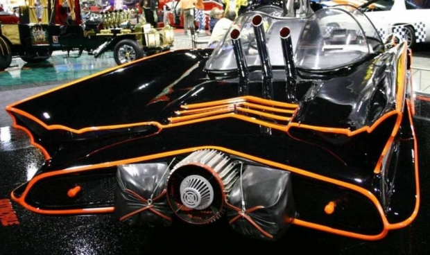 1966 Batmobile TV Car