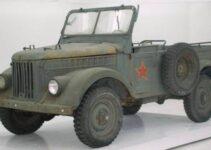 1961 Gaz 69M