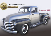 1947 Pickup Truck – Two Shades of Grey