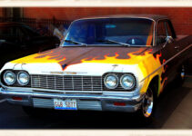 Chevy Fire Eater