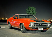 Ford Mustang Classic Muscle car