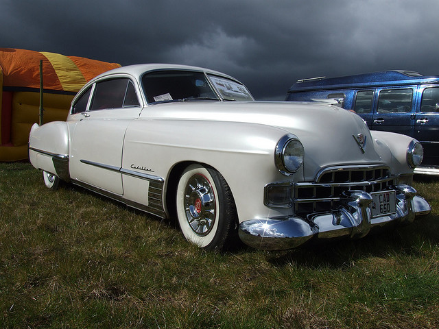Cadillac series 62 custom 2 Door Hardtop