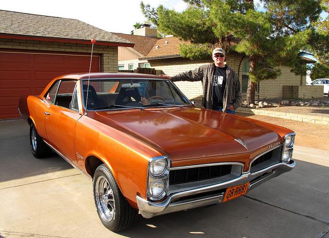 1967 Pontiac Tempest Muscle Car