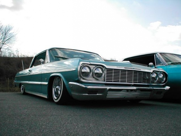 1964 Chevy Impala muscle car