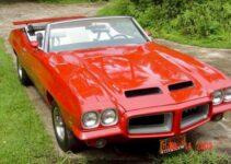 72 GTO Convertible
