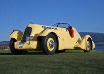 1935 Duesenberg SJ Speedster