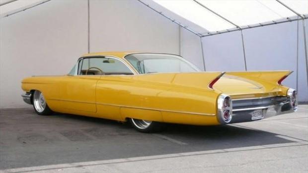 1960 Cadillac old car